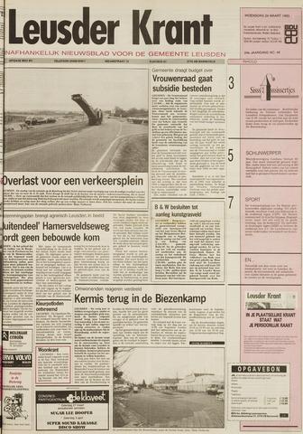 Leusder Krant 1993-03-24