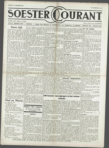 Soester Courant 1958-12-30