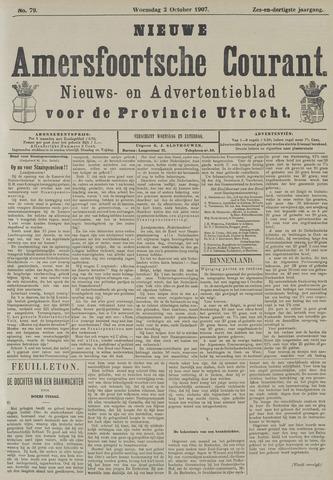 Nieuwe Amersfoortsche Courant 1907-10-02