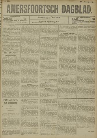Amersfoortsch Dagblad 1904-05-25