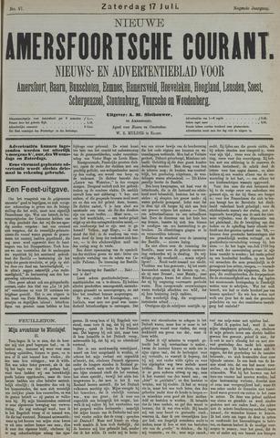 Nieuwe Amersfoortsche Courant 1880-07-17