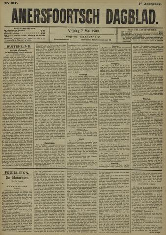 Amersfoortsch Dagblad 1909-05-07