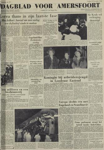 Dagblad voor Amersfoort 1950-11-24