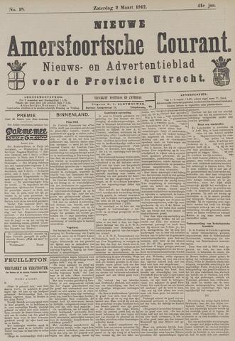 Nieuwe Amersfoortsche Courant 1912-03-02
