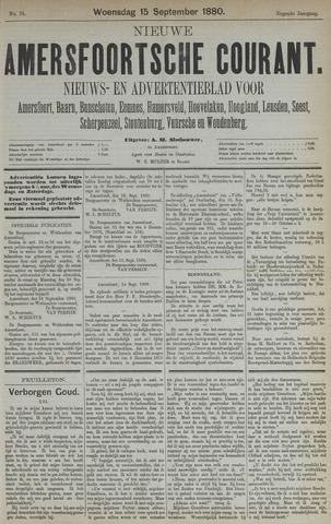 Nieuwe Amersfoortsche Courant 1880-09-15