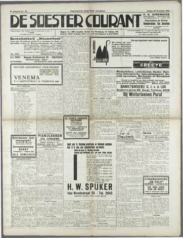 Soester Courant 1930-11-28