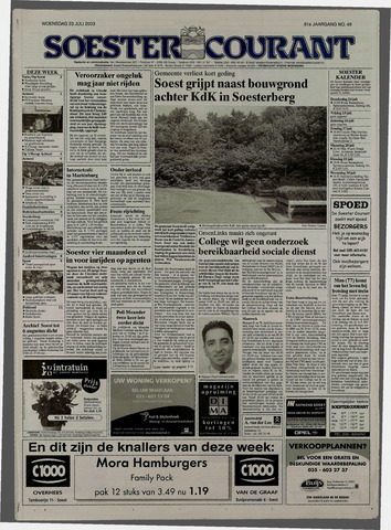 Soester Courant 2003-07-23
