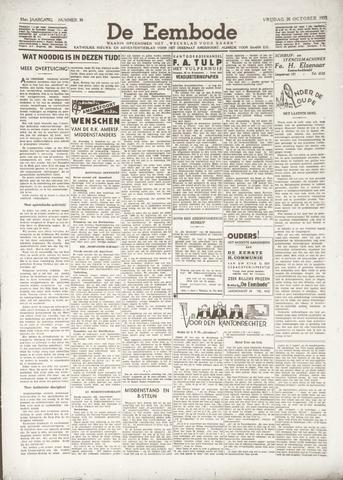 De Eembode 1939-10-20