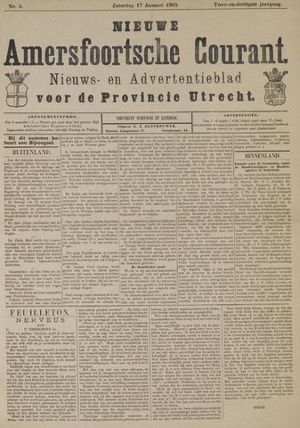 Nieuwe Amersfoortsche Courant 1903-01-17