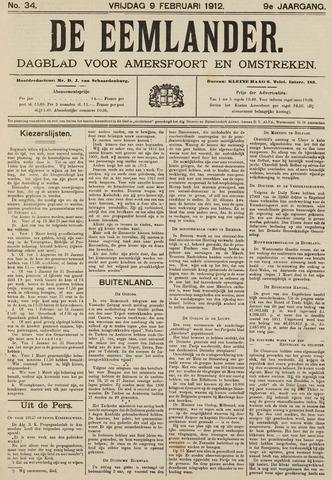De Eemlander 1912-02-09