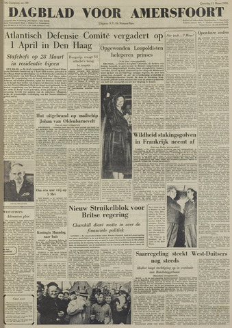 Dagblad voor Amersfoort 1950-03-11