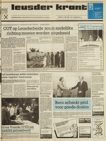 Leusder Krant 1988-05-31