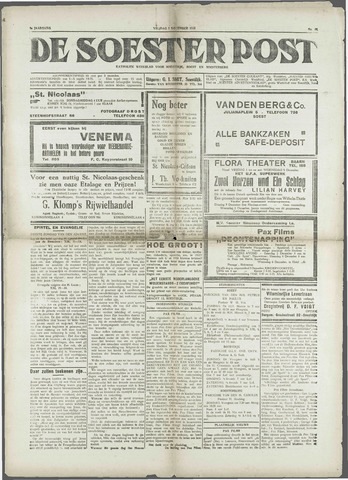 Soester Courant 1933-12-01