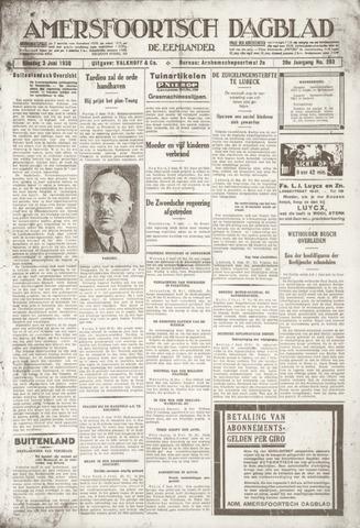 Amersfoortsch Dagblad 1930-06-03