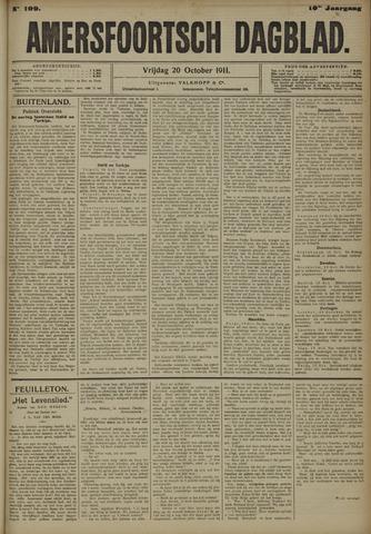 Amersfoortsch Dagblad 1911-10-20