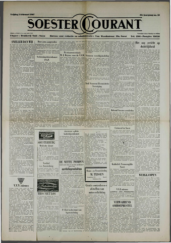Soester Courant 1967-02-03
