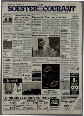 Soester Courant 2003-12-17