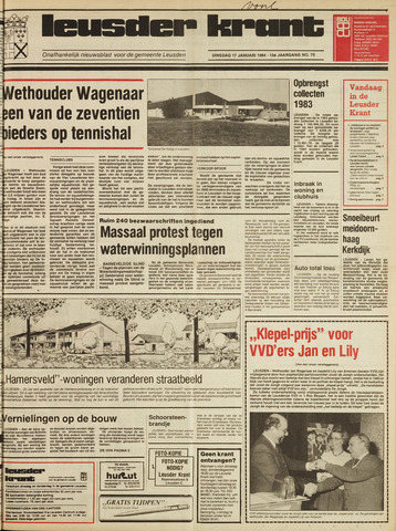 Leusder Krant 1984-01-17
