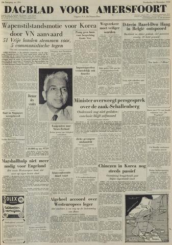 Dagblad voor Amersfoort 1950-12-14