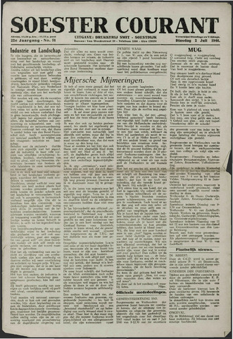 Soester Courant 1946-07-02