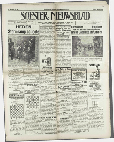 Soester Courant 1927-07-15