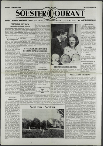 Soester Courant 1969-10-14