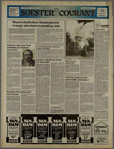 Soester Courant 1984-08-15