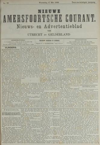 Nieuwe Amersfoortsche Courant 1893-05-17