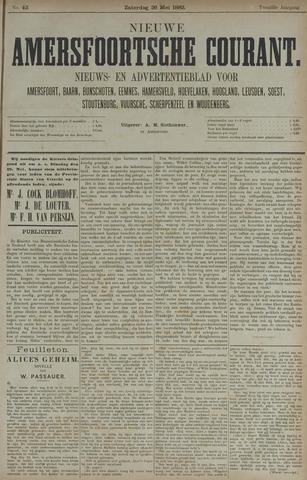 Nieuwe Amersfoortsche Courant 1883-05-26