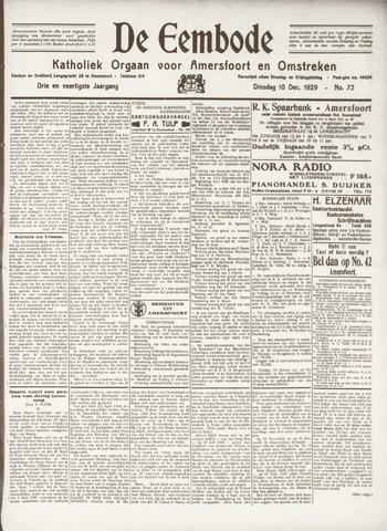 De Eembode 1929-12-10