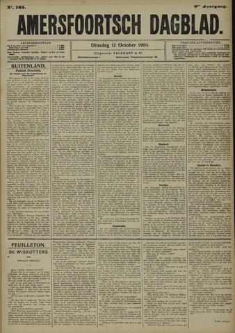 Amersfoortsch Dagblad 1909-10-12