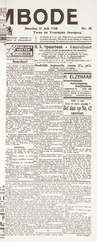 De Eembode 1928-07-17