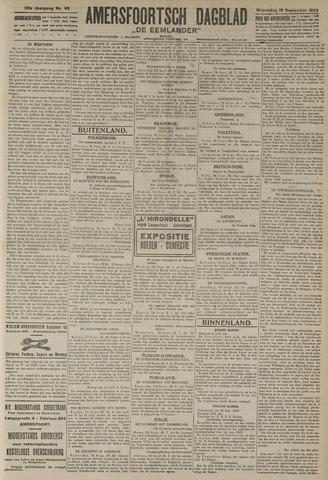 Amersfoortsch Dagblad / De Eemlander 1923-09-19