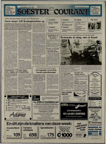 Soester Courant 1992-07-01