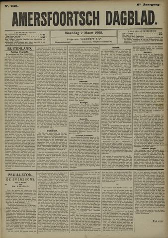Amersfoortsch Dagblad 1908-03-02