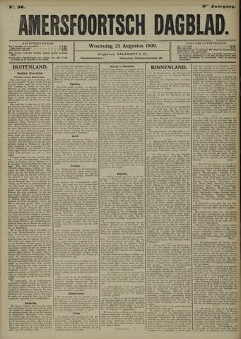 Amersfoortsch Dagblad 1909-08-25