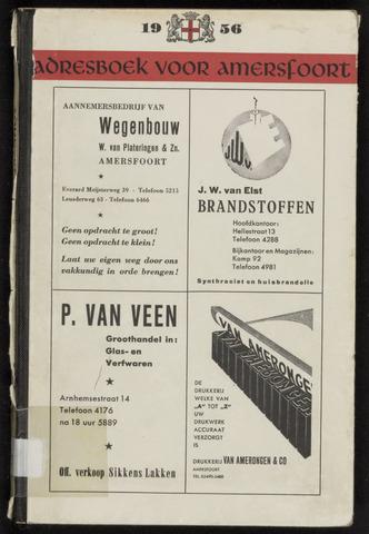 Adresboeken Amersfoort 1956-01-01