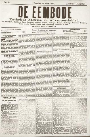 De Eembode 1905-03-18