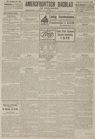 Amersfoortsch Dagblad / De Eemlander 1925-02-03