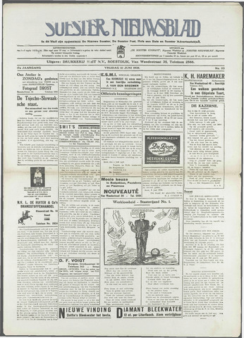 Soester Courant 1938-06-10