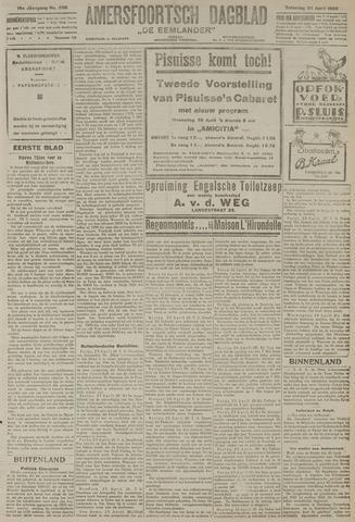 Amersfoortsch Dagblad / De Eemlander 1920-04-24