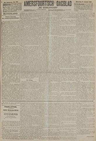 Amersfoortsch Dagblad / De Eemlander 1918-01-21
