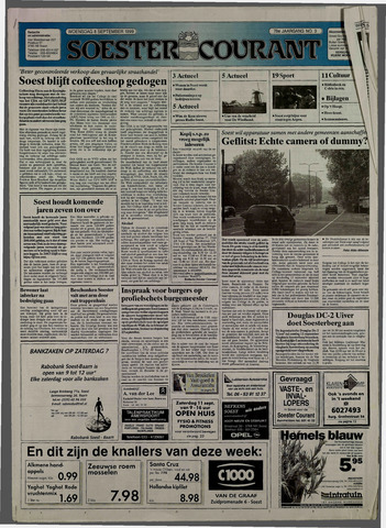 Soester Courant 1999-09-08