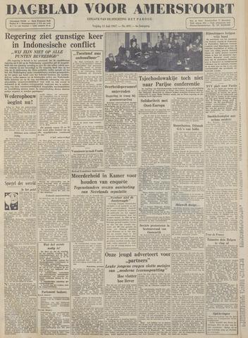 Dagblad voor Amersfoort 1947-07-11