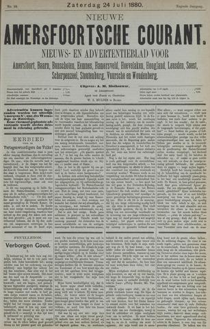 Nieuwe Amersfoortsche Courant 1880-07-24