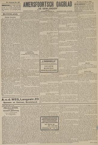 Amersfoortsch Dagblad / De Eemlander 1923-03-27
