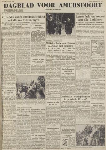 Dagblad voor Amersfoort 1948-07-21