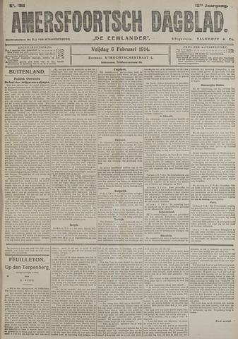 Amersfoortsch Dagblad / De Eemlander 1914-02-06