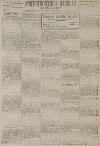 Amersfoortsch Dagblad / De Eemlander 1920-01-22