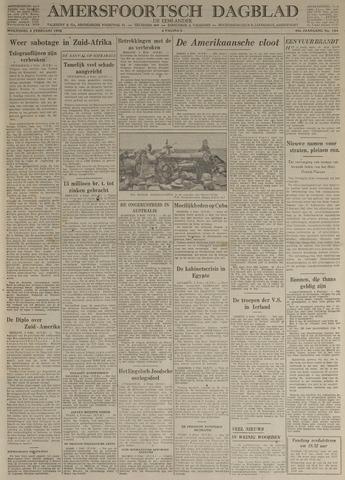 Amersfoortsch Dagblad / De Eemlander 1942-02-04